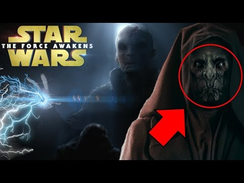Top 5 Facts About Supreme Leader Snoke - Star Wars: The Force Awakens