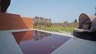 제주도 단독주택형 풀빌라 Jeju Island Pool…