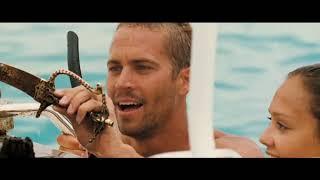 Поиски Сокровищ на Дне Океана ... отрывок из фильма (Добро Пожаловать в Рай/Into The Blue)2005