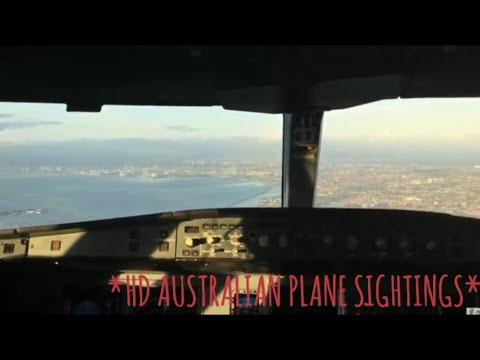 QANTAS A330-300 LANDING AT MANILA (MNL) *COCKPIT VIEW*