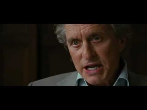 Speech by Michael Douglas in Wallstreet