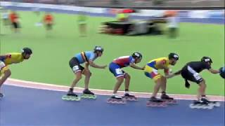SENIOR Men 1000M - Final - Speed Skating   World Championships 2018 - Heerde