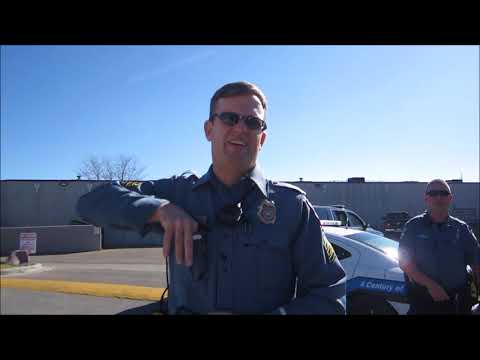 Followed after first amendment audit CSPD Falcon Divison
