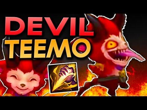 teemo devil comm