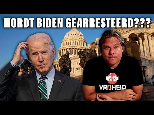 WORDT BIDEN GEARRESTEERD??? - DE JENSEN SHOW #289