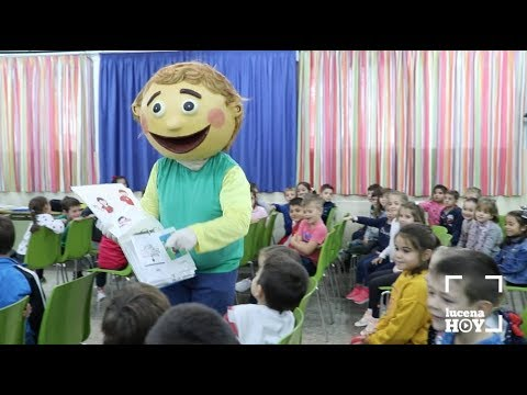 """VÍDEO: """"Toñete"""" muestra a los peques del Prado los problemas de las personas que sufren autismo"""