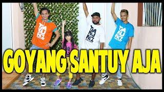 Download DANCE SANTUY AJA - TIK TOK TERBARU - GOYANG SLOW BIAR GAK STRES