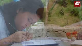 Pelukis muda berbakat dari Danau Toba Parapat - Nella Charolin Sinaga