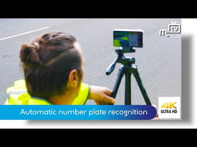 number plate recognition