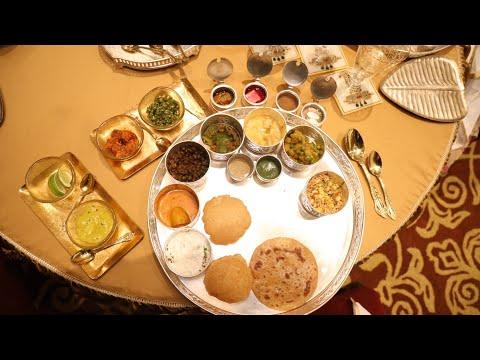 Best Vegetarian Food in India | Royal Vega | ITC Royal Bengal