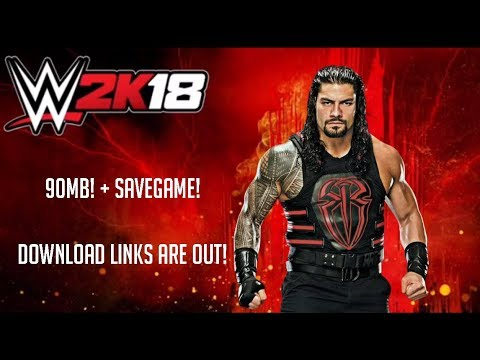 WR3D 2K18 PC 90MB! + Download Links! + SaveData! - YouTube
