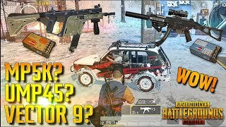 SHOCKING CHANGES COMING TO YOUR FAVORITE SMGs | PUBG Mobile Update
