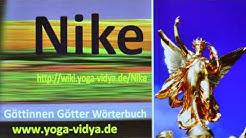 Nike - eine griechische Göttin