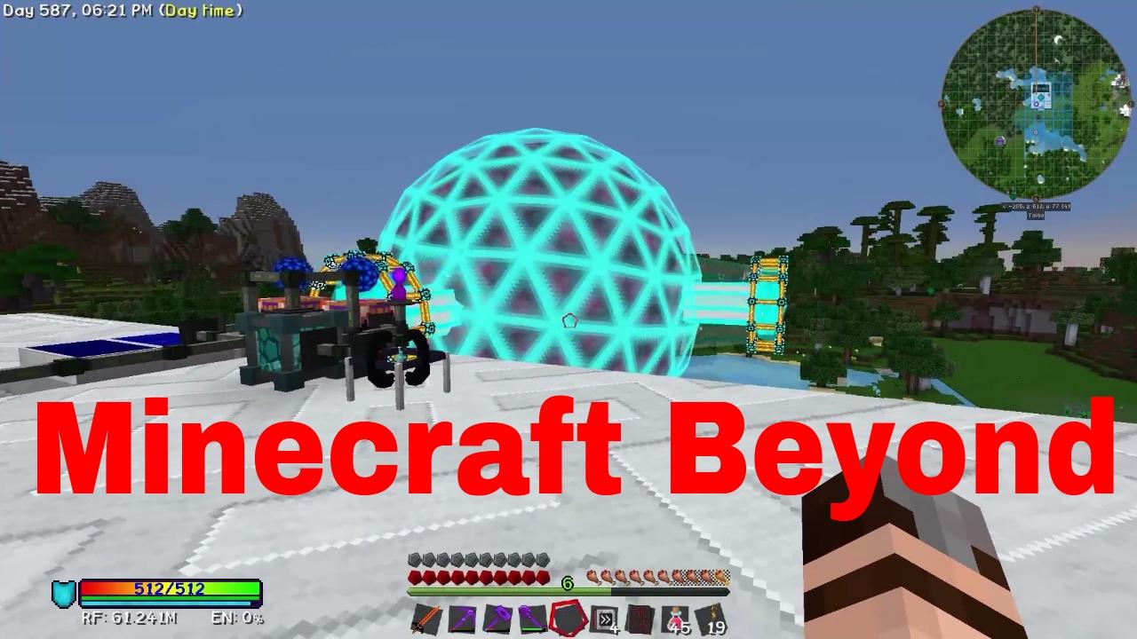 Minecraft Beyond Draconic Evolution So Geil Modded Minecraft - Minecraft kostenlos spielen keine demo