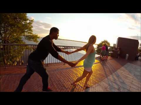 Salsa dance in NYC