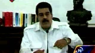 Maduro sobre el Cencoex y Sicad I y II