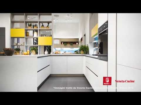 Veneta Cucine sceglie Prezioso casa per presentare il suo showroom ...