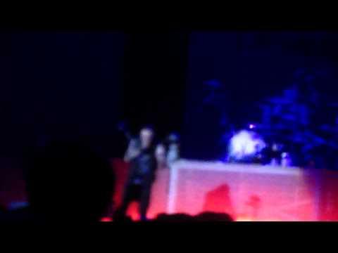 Three Days Grace Animal I've Become Rockstar Energy Uproar Festival 2011 Spokane, Wa