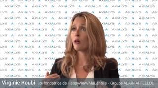 MaLentille/HappyView - Groupe ALAIN AFFLELOU utilise le Push SMS Pro d'Axialys