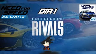 Need For Speed No Limits Android Rivales Clandestinos