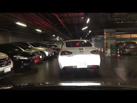 อาคารจอดรถสยามพารากอน Siam Paragon Car Park