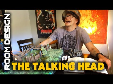 Room Design: The Talking Head!