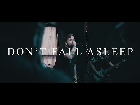 Hollow Front - Don't Fall Asleep (OFFICIAL MUSIC VIDEO)