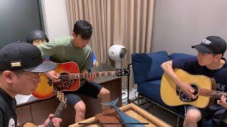 JJ與JFJ Boys 演奏 《權力遊戲》冰與火之歌主題曲 GAME OF THRONES Theme