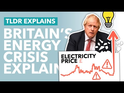 Why Britain's Electricity Price Increased by 3000% - TLDR News