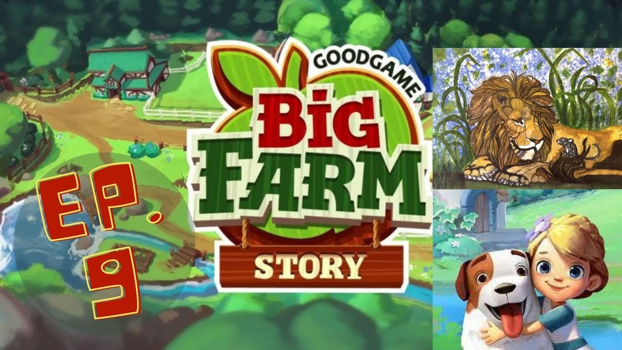 Download A Quest In Many Parts! - Big Farm Story: Ep 9