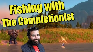 Fishing with Crendor Ep 55: The Completionist (Jirard Khalil)