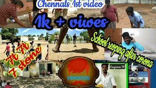School reoping after corona........with 90s kids game .......7T 7T .. 7 stone game episode 1