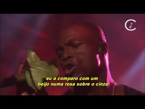 Seal - Kiss From A Rose (Legendado-Tradução) [LIVE]