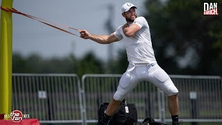 The Latest From Colts Training Camp & Andrew Luck with Mike Chappell