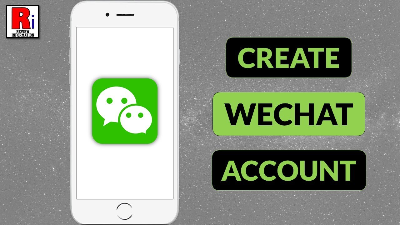 CREATE WECHAT ACCOUNT FROM iPhone (2019)