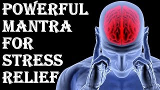GURU MANTRA FOR STRESS RELIEF : DHYAAN DHARO : VERY VERY POWERFUL !