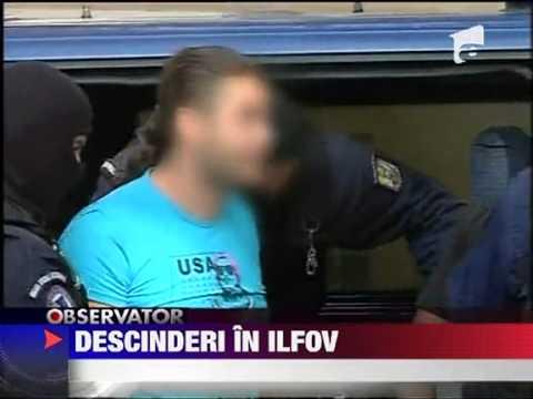 Descinderi ale politiei in Bucuresti si Ilfov 24 AUGUST 2011