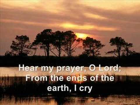 Hear My Prayer - Maranatha Singers