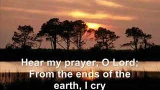 Hear My Prayer - Maranatha Singers