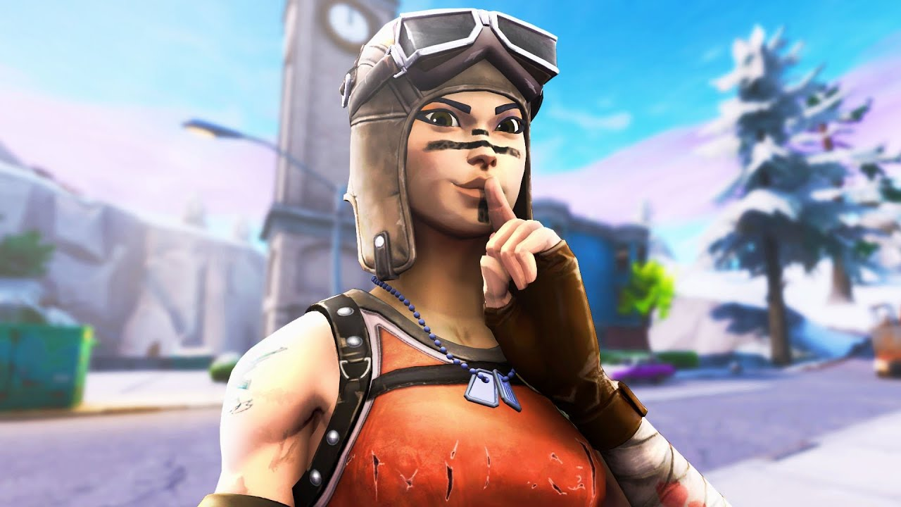 Renegade Raider Thumbnail: The Best Controller Settings For Non Claw Players