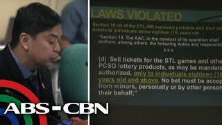 ANC Live: 'Jueteng' alive and well in CamSur via STL, says solon (1)