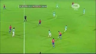 Atlético Nacional 2 - 2 Nacional Copa Libertadores 2014