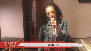 Zoe E Performs at Direct 2 Exec NYC 2/8/19 - A&R at Atlantic Records