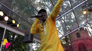 Alpha Blondy & The Solar System - Peace in Liberia - AFH1071