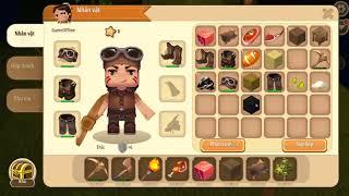 Mini World #1 - Game Sinh Tồn Giống Minecraft (ID của Mình: 10533437)