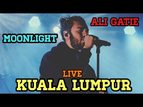 MOONLIGHT - ALI GATIE (LIVE IN KUALA LUMPUR)