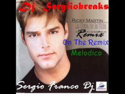 Sergio Franco Dj Ft Ricky Martin La Copa De La Vida Remix ...