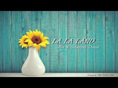 """""""Mia&Sebastian Theme"""" LA LA LAND(라라랜드)OST Piano Cover, Instrumental [THE PIANO LAB]"""