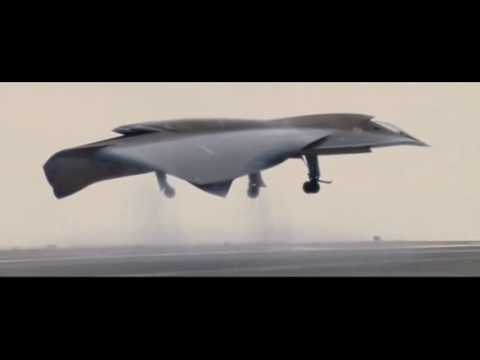 Stealth Carrier Take Off Scene (Stealth 2005)