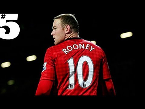 Rooney talks Premier League and World Cup | #5 Exclusive